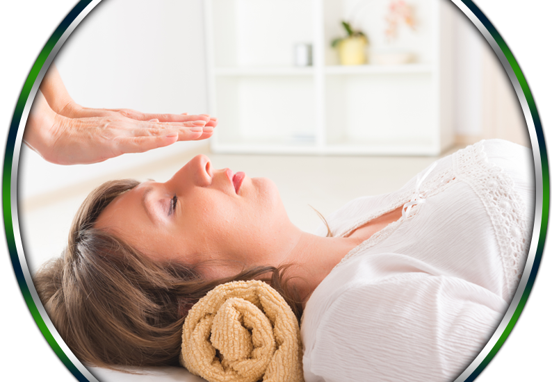 balance energy with reiki master